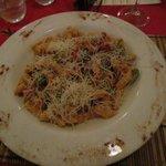 Spaghetti boloriata