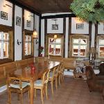 The famous Valea Verde Restaurant