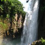 迫力ある綿ヶ滝