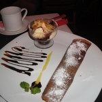 dessert crepe made in heaven
