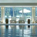 Swimmingpool Hotel Stella Stern