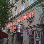 Arriba Restaurant Budapest