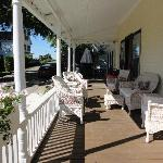 The porch that drew us in
