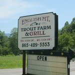 ‪English Mountain Trout Farm & Grill‬