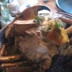 Tasty crab