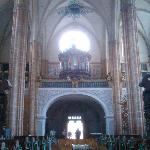 Die runde Orgel