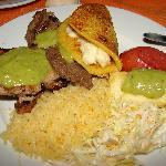 Comida temática venezolana