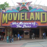 Movieland occupies a prime location on Clifton Hill