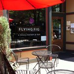 Flying Fig resmi