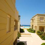 Photo de Lissos Apartments