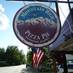 Mountain High Pizza Pie Foto