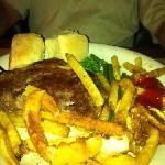 Bison Ribeye... yum!