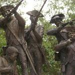 haitian revolutionary war hero monument