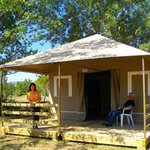 Foto de Camping Ensoya