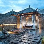 Pullman Lijiang - deluxe spa treatment suite