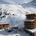 Chalet des Neiges Cime des Alpes