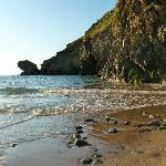 llangrannog beach
