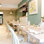 Aniar Interior - Galway Restaurant