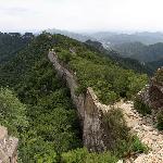 Jiankou Great Wall panorama