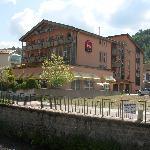 une vue de l'Hôtel
