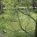 Walk the labyrinth at Scarritt-Bennett