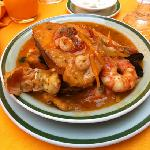 Fish stew venitian style