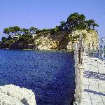 cameo island near laganas
