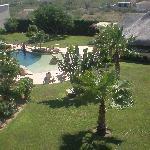 junior suite for 3 guests garden view