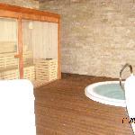 la nuova sauna