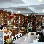 Inside the eclectic, lovely store