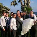 wedding at hotel