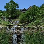 View of Falls Lodge