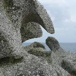 'Monster rock' Peninnis Head