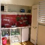 le coin cuisine de notre gite