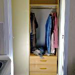 Budget Chalet Dressing Room