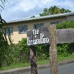 Sign @ entrance