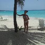 Nirvana Beach Babe!!
