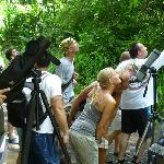 Our Naturalist Guides provides all the information and show you incredible close ups of the wild