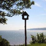 a wonderful view of Filey
