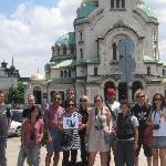 Free Sofia Tour with Misha (more photos on