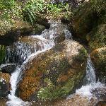 mini cascada