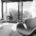 Modern, very tasteful rooms