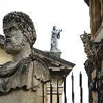 """The smouldering busts round the Sheldonian"" (John Betjeman)"
