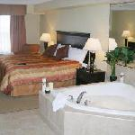 Country Inn & Suites Niagara Falls Whirlpool Suite