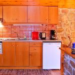 Fully equipped kitchen rooms