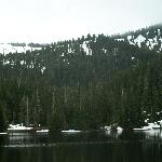 Deer Lake on July 8, 2011