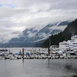 Horseshoe Bay with Ferry