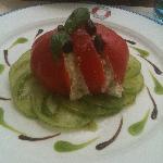 zebra salad