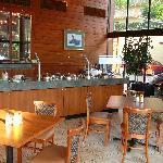Breakfast Buffet area at Gatlinburger Grill