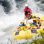 Rafting through the Nugget
